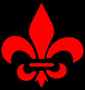 red-fleur-de-lis-md