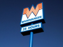 whataburger+sign